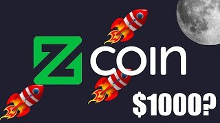 Why Is ZCOIN's Price Going Up So Much?