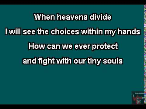 Donna Burke - Heavens Divide NERD KARAOKE