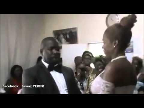 INSOLITE : elle lui dit non le jour du mariage à l'Église