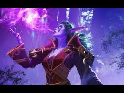 Warcraft 3 Malfurion Quest pt 5 : An Arch Druid Reborn [EVIL]