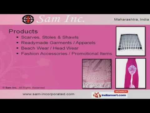 Square Scarves By Sam Inc., Mumbai