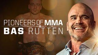 Pioneers of MMA: Bas Rutten