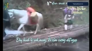 [Học tiếng trung qua bài hát] 敢问路在何方-Dám hỏi đường tại nơi nào