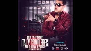 GOTAY EL AUTENTIKO - TAL Y COMO ERES (PREVIEW EXTENDED) |SENTIMIENTO DE UN ARTISTA|