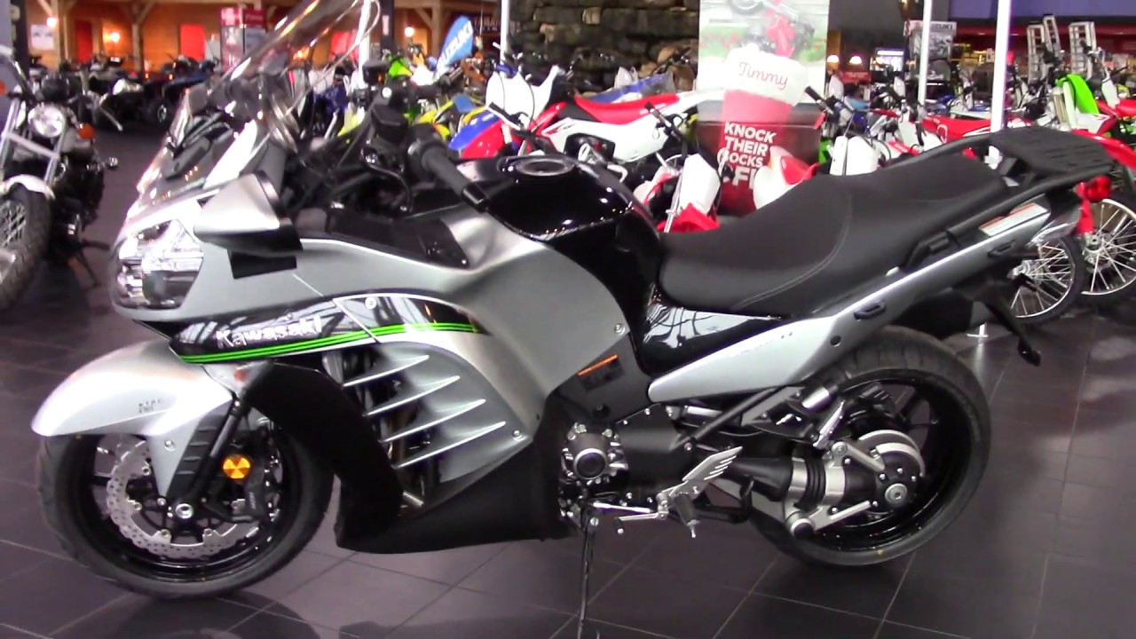 2019 Kawasaki Concours 14 ABS - New Motorcycle For Sale - Medina, OH