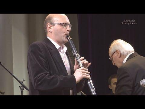 """Астор Пьяццолла """"Oblivion"""" - Евгений Петров, кларнет / Astor Piazzolla """"Oblivion"""" - Evgeni Petrov"""