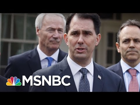 Meet The Midterms: 'Blue Wave' Hits Wisconsin Supreme Court Race | MTP Daily | MSNBC