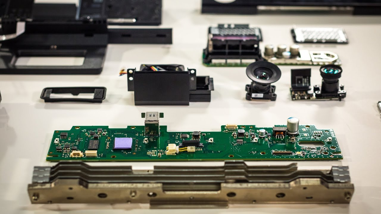 What's Inside Xbox One's Kinect Sensor