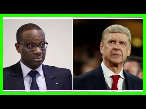 Credit Suisse's CEO bizarrely laid into Arsenal manager Arsene Wenger when asked about the global e