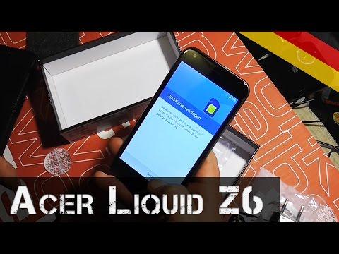 📱 Acer Liquid Z6 - ОТЛИЧНЫЙ БЮДЖЕТНИК💶Обзор телефона