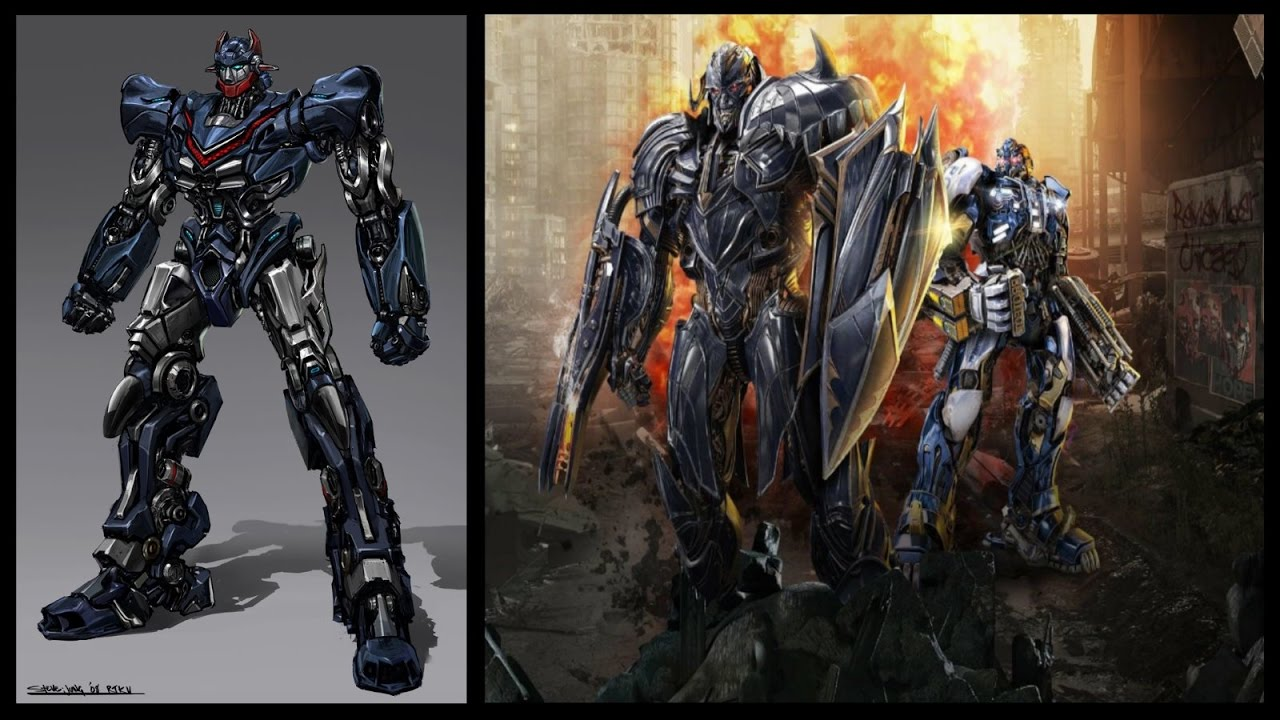 transformers cast