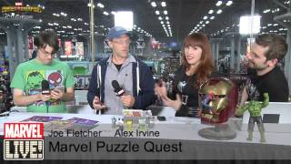 Alex Irvine and Joe Fletcher Talk About Making An Addicting Game at NYCC 2014