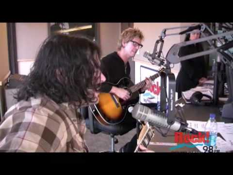 """Duff McKagan's LOADED – """"Wasted Heart"""" – Live on The Johnny Dare Morning Show"""