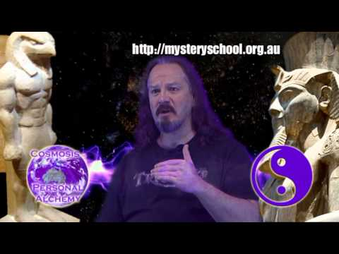Reclaiming Spiritual Power - Cosmosis® Alchemy