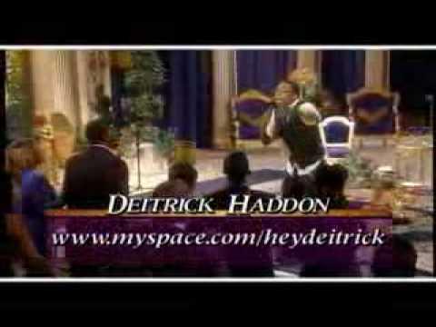 Deitrick Haddon He's able (lyrics)