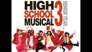 High School Musical 3 / Scream FULL HQ w/LYRICS