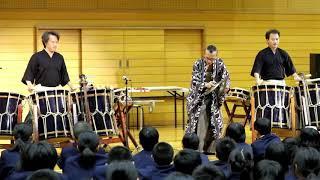 北広島町立大朝中学校 2017.10.18 AUN&HIDE演奏の模様です。 AUN&HIDE p...