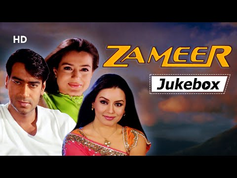 Download Zameer-The Fire Within Songs(2005) | Ameesha Patel | Ajay Devgn | Mahima Chaudhry | Jatin-Lalit Hits