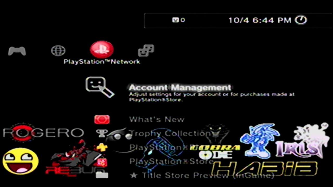 PS3 REBUG 4 80 DEX Spoof + Fix 8002A244 - Timeout Server