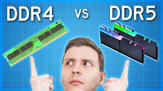 DDR5 vs DDR4 Memory: Differences & Should You Wait?