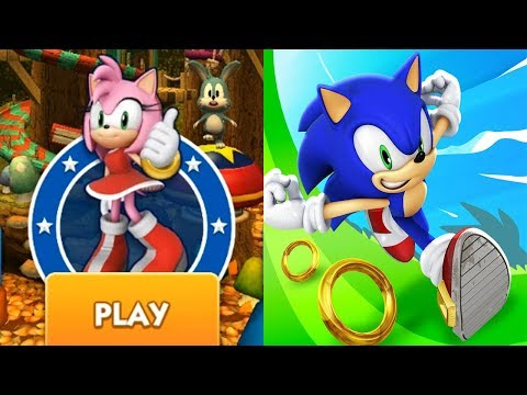 Sonic Dash - AMY Android Gameplay Ep 99