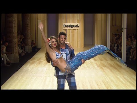 """Desigual SS15' collection - """"Say something nice""""... to men - 080 Barcelona Fashion"""