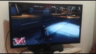 Jogando GTA V - PS4