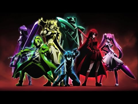 【AMV】Akame Ga Kill - IN THE END