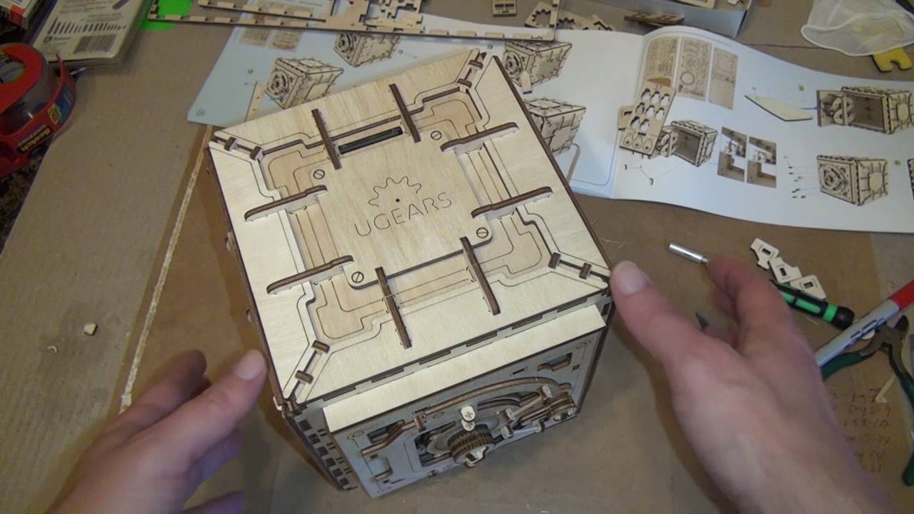 Ugears Safe Review