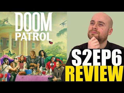 Doom Patrol Season 2 Episode 5 Review Finger Patrol Youtube