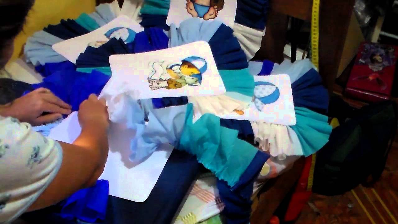 Como decorar una imagen con papel crepe arruchado youtube - Como decorar un dibujo de una castana ...