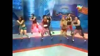Combate - Nueva Coreografia Junio 24 2012 - Inténtalo ft. El Bebeto, América Sierra
