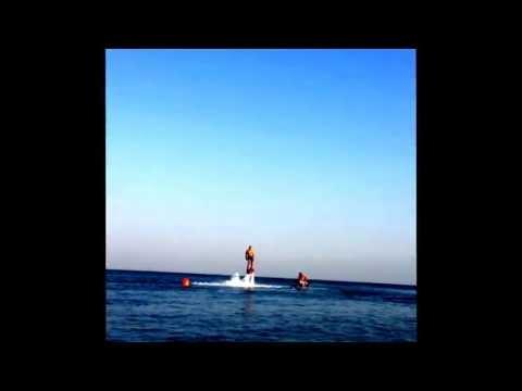 Flying on the water. Впервые в Азербайджане @ Aqua Park Shikhov