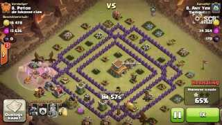Clash Of Clans most unlucky attack ever