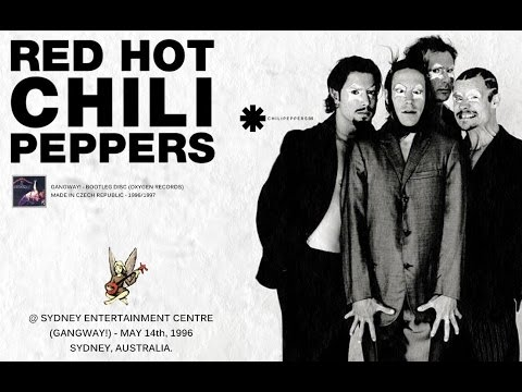 Red Hot Chili Peppers - Live At Sydney Entertainment Centre (Sydney, Australia - May 14th, 1996)