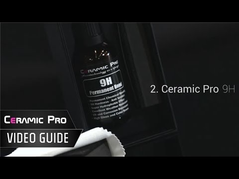 Video Guide on Ceramic Pro products. World's leading surface protection coatings!