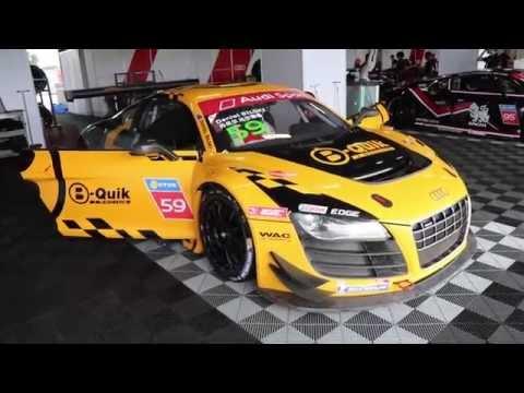 """Behind The Scenes"" Audi R8 LMS Cup 2016 Rd 3 & 4 Buriram"