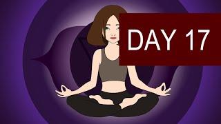Third Eye Chakra Meditation - For Psychic Development - Day 17
