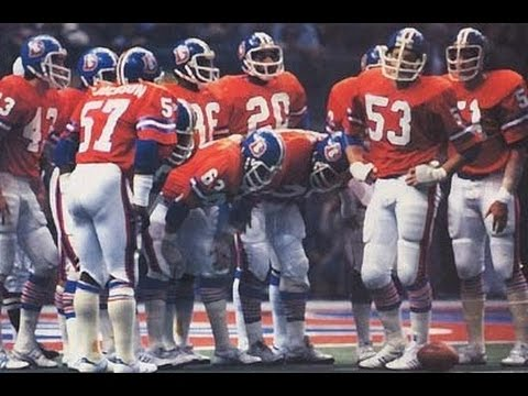 All Time Memorable Denver Broncos Moments (2016) (HD)