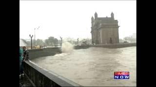 Heavy Rainfall Predicted in Mumbai in Next 24 Hours