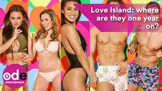 Love Island cast: Where are they now?
