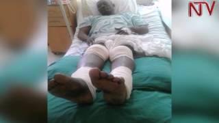 Poliisi eri ku niinga olw'embeera meeya w'e Kamwenge mwali thumbnail