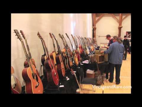 Copenhagen Guitar Show 2013 / Vintage & RareTV Show Gallery