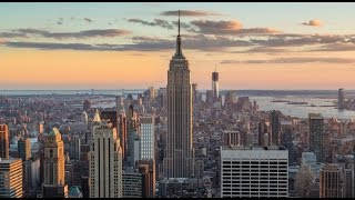 Dji Phantom 4 Flight Test - Part 2 - New York etc - 4K Epic Drone Footage -