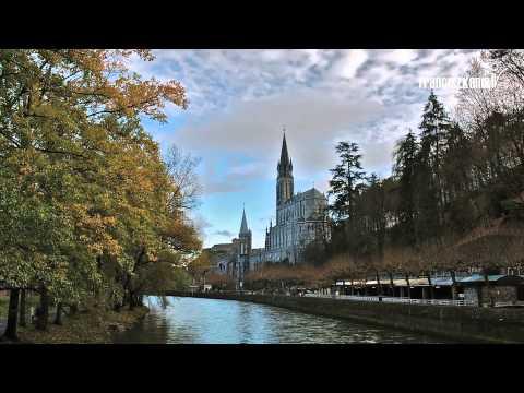 Franciszkańskim okiem 18 - Bazylika w Lourdes
