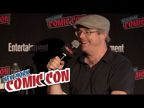 A Night with Author Andy Weir Full Panel | New York Comic Con 2018