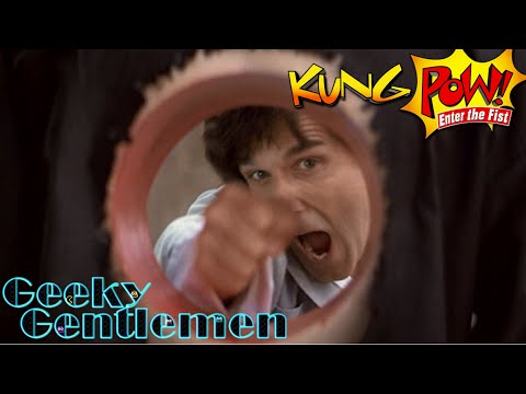 Geeky Gentlemen Kung Pow Enter The Fist (2002) & Cult Films