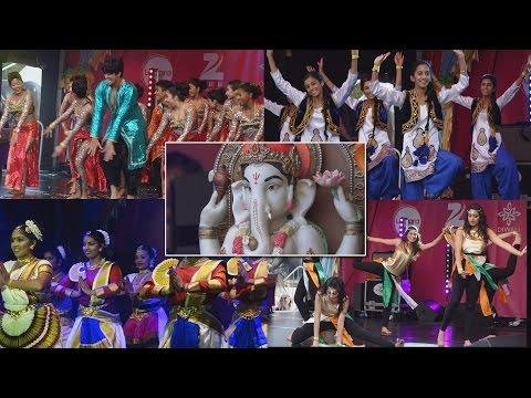 Diwali in London Trafalgar Square 2015 - लंदन में दीवाली - Part 1/9