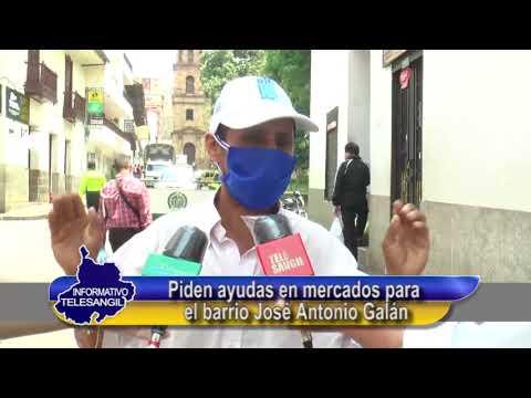 Piden Ayudas En Mercados Para Barrio De San Gil