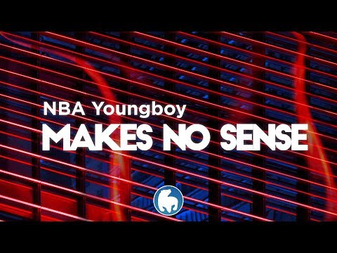 Youngboy Never Broke Again – Make No Sense (Clean – Lyrics)